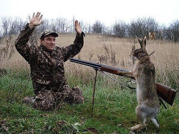 фото охотников приколы